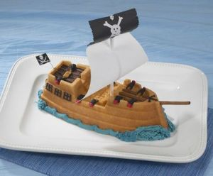 Nordic Ware Piratenschiff